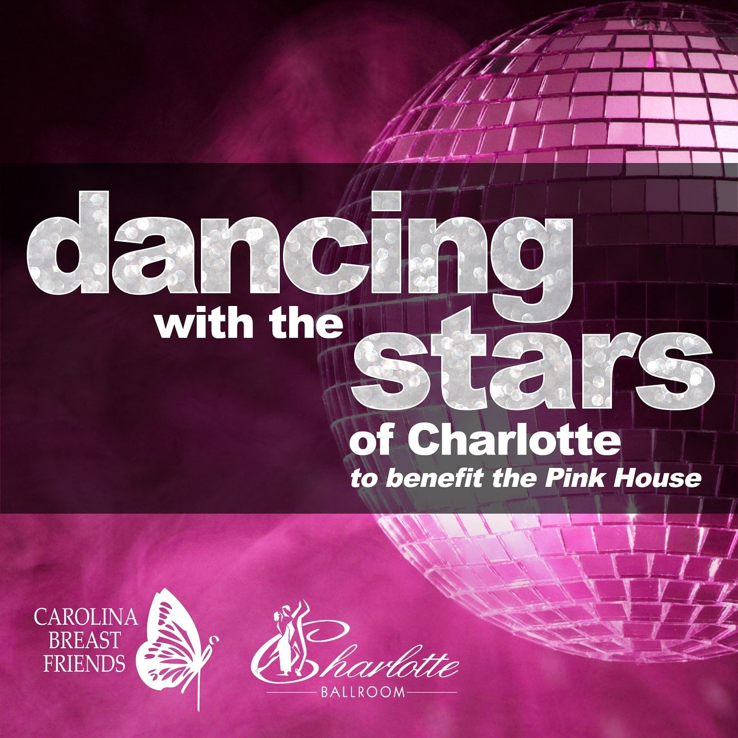 Dancing with the Stars of Charlotte to Benefit the Pink House