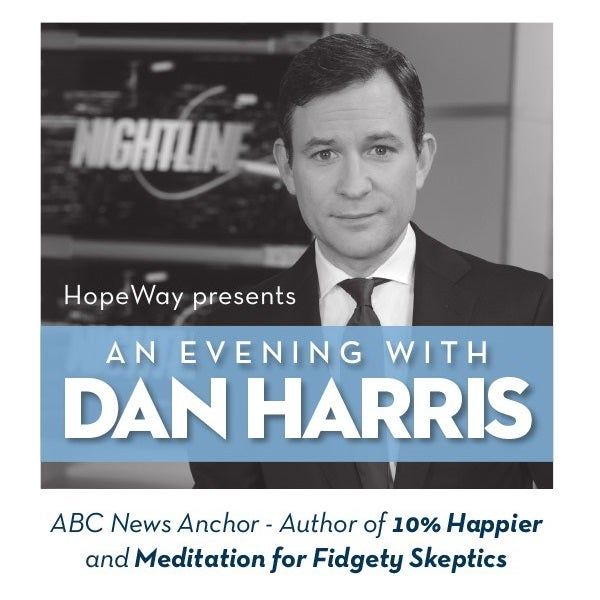 An Evening with Dan Harris