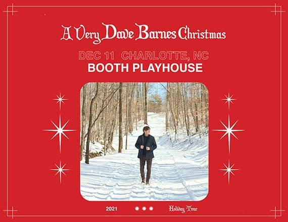 More Info for A Very Dave Barnes Christmas