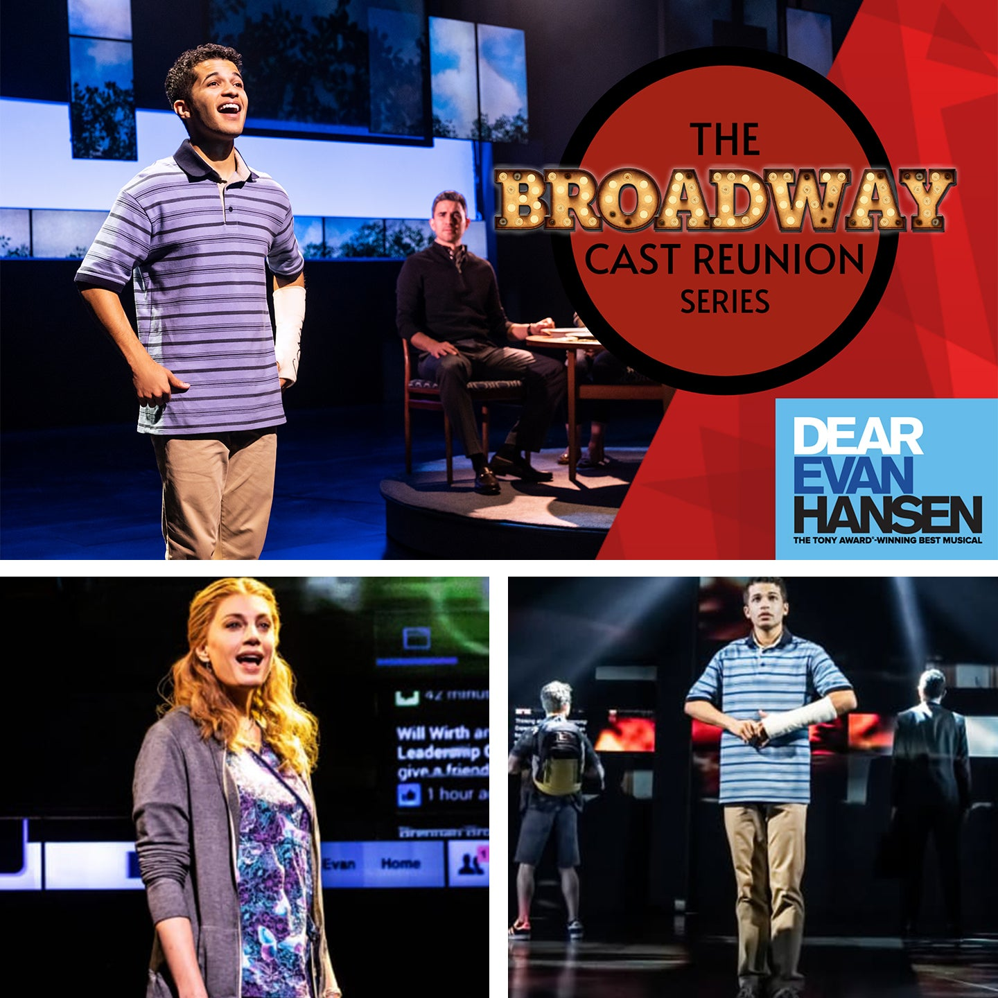 The Broadway Cast Reunion Series:
