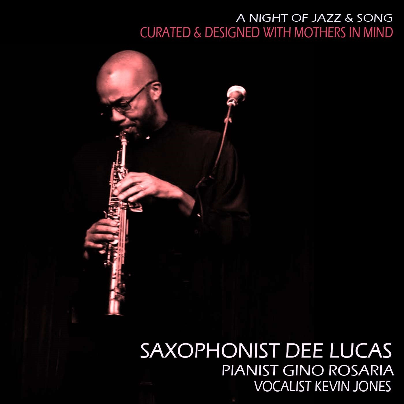 A Night of Jazz & Song - Saxophonist Dee Lucas with Pianist Gino Rosaria