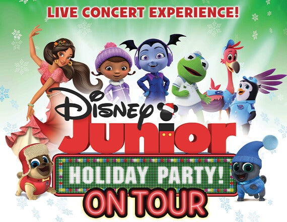 More Info for Disney Junior Holiday Party! On Tour