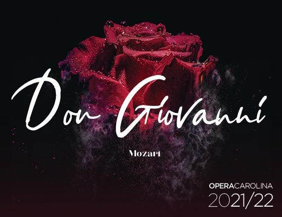 More Info for Opera Carolina: Don Giovanni