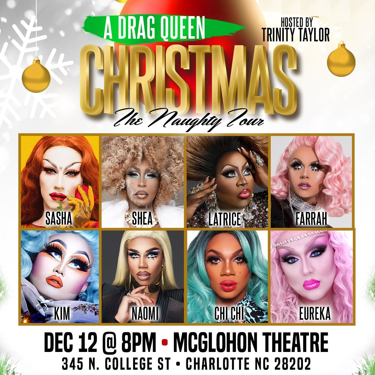 a drag queen christmas 2018 san francisco