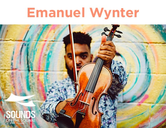 More Info for Sounds on the Square featuring Emanuel Wynter