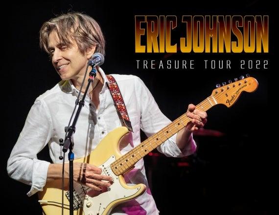 More Info for Eric Johnson