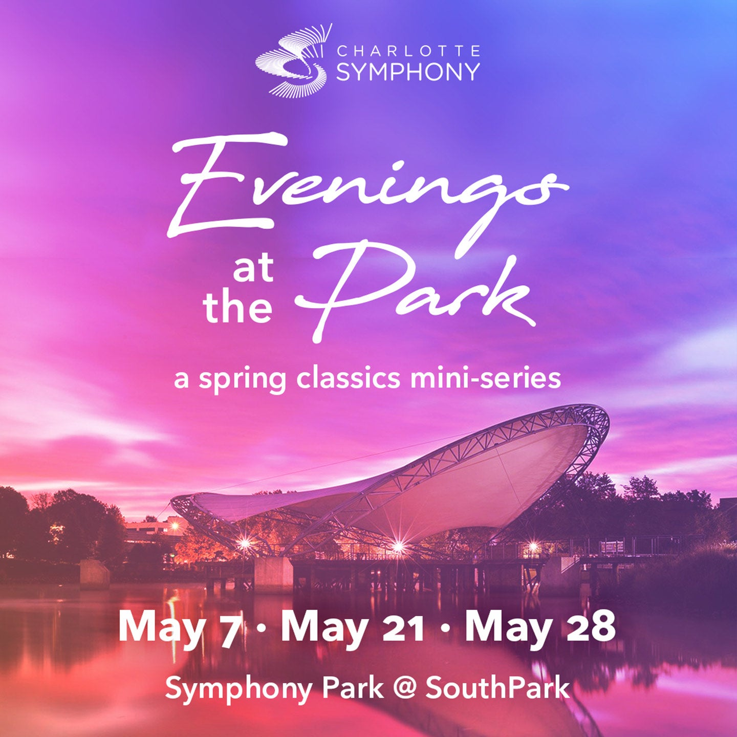 Charlotte Symphony: Evenings at the Park