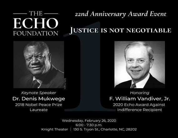 More Info for 22nd Annual Echo Awards Event