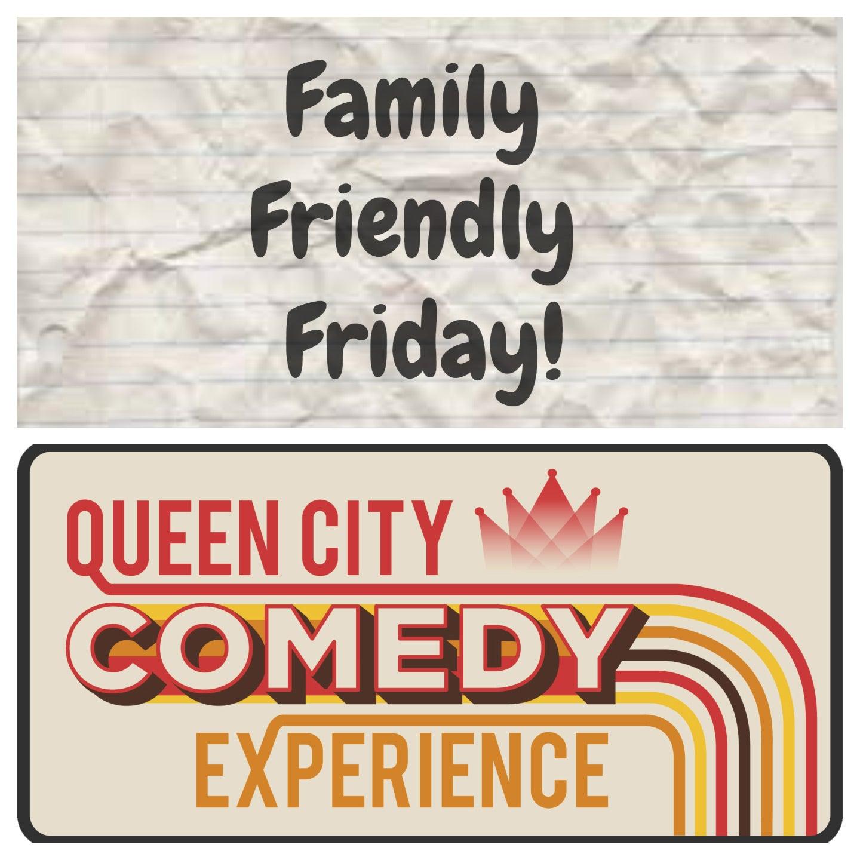 Family Friendly Friday