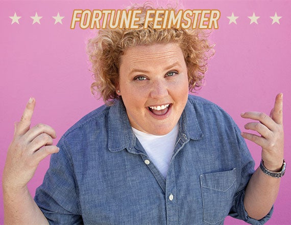 More Info for Fortune Feimster Live Special Taping