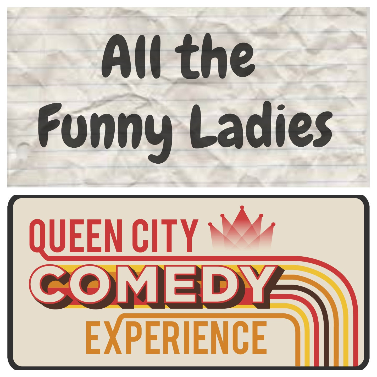 All the Funny Ladies