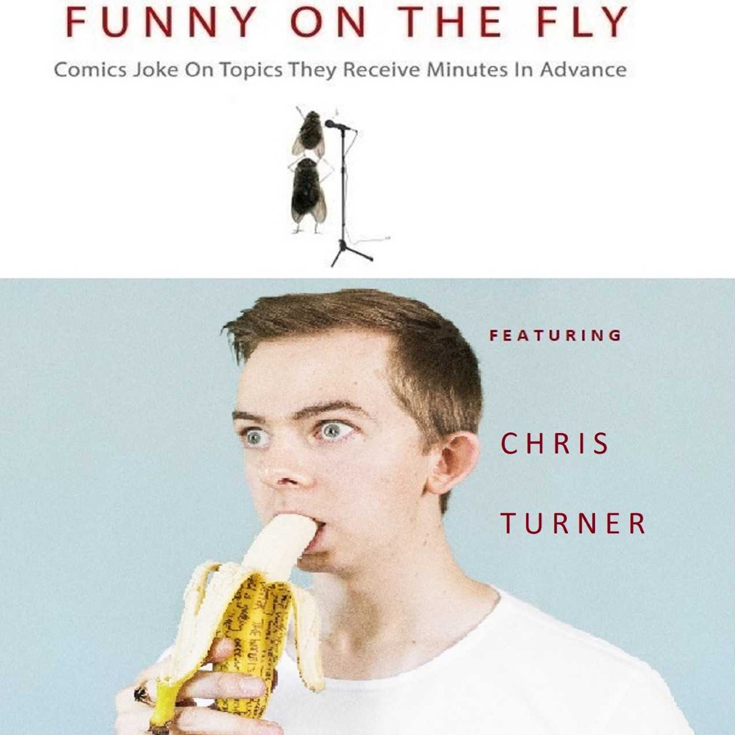 Funny on The Fly featuring Chris Turner