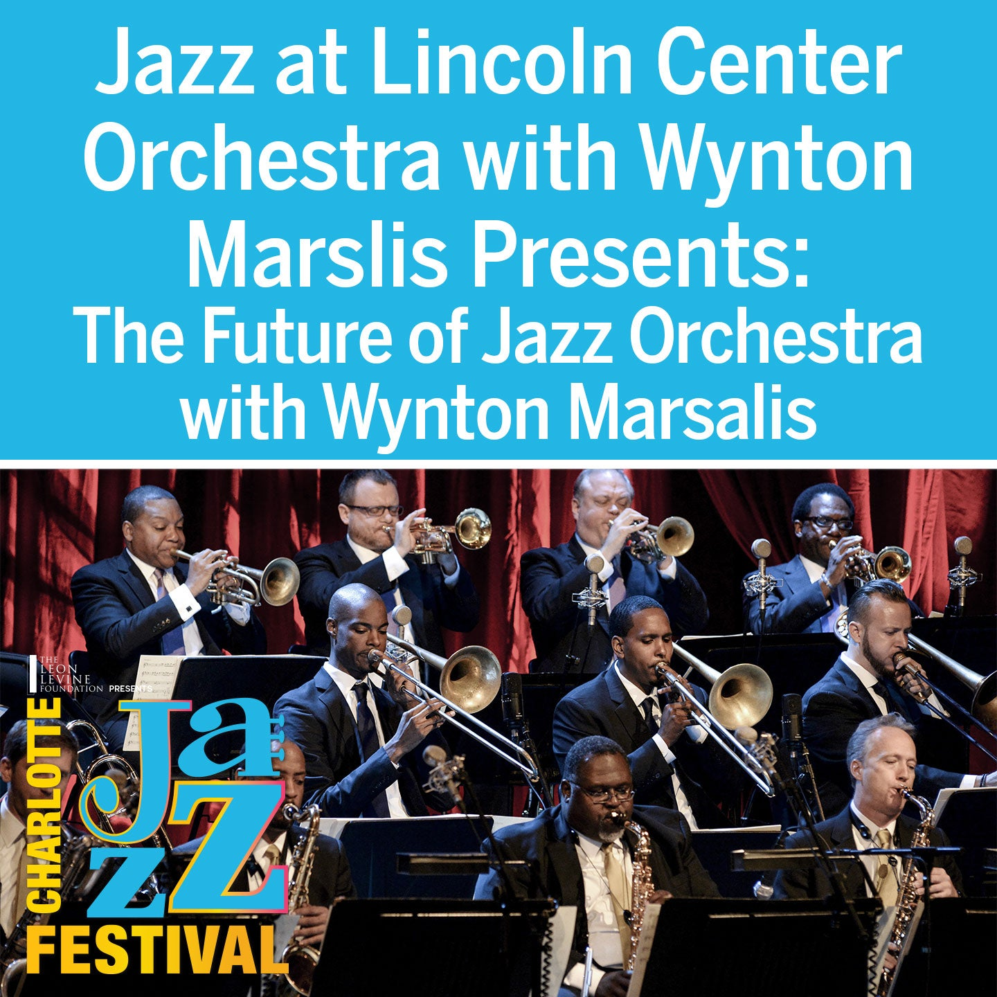 The Future of Jazz Orchestra with Wynton Marsalis: Ellington Through the Ages