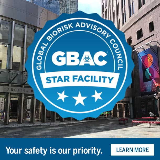 More Info for Blumenthal Ensures Your Safety with GBAC STAR Facility Accreditation