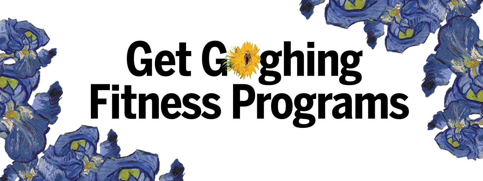 Get Goghing Fitness Programs