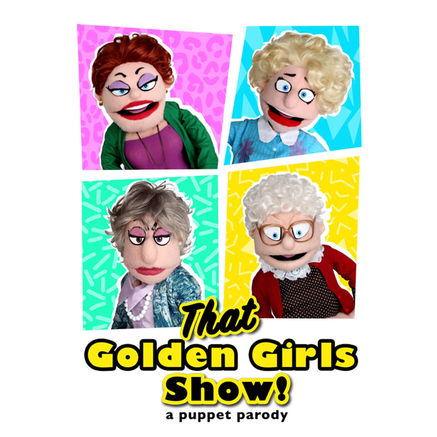 That Golden Girls Show: A Puppet Parody
