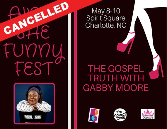 More Info for The Gospel Truth with Gabby Moore