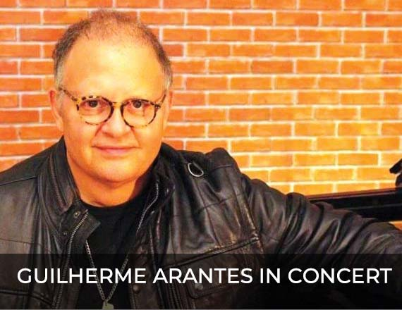 More Info for Guilherme Arantes in Concert