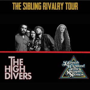 The Sibling Rivalry Tour ft. Hannah Wicklund & The Steppin Stones