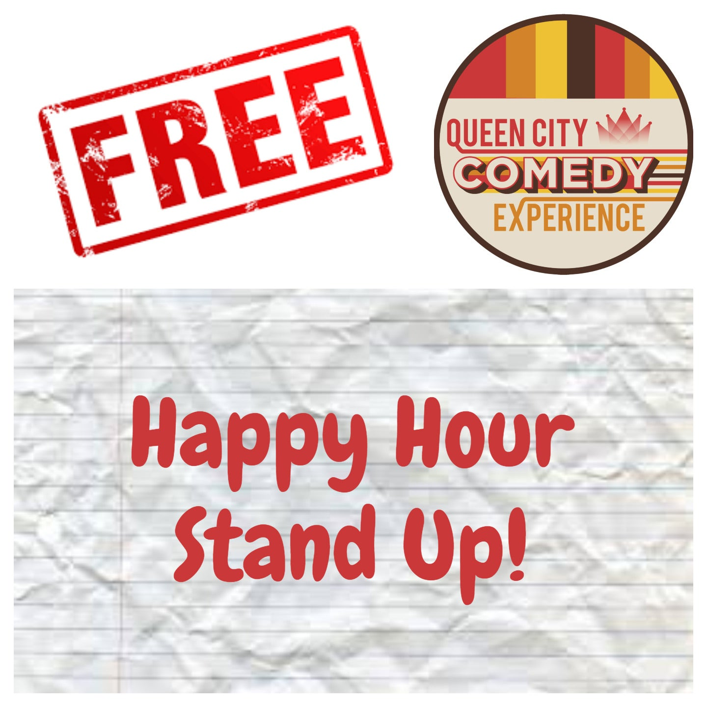 Free Happy Hour Show