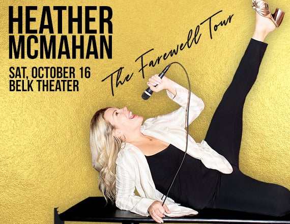 More Info for Heather McMahan