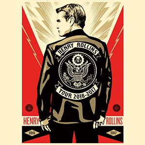 More Info for Henry Rollins: Comedy's Bad Boy