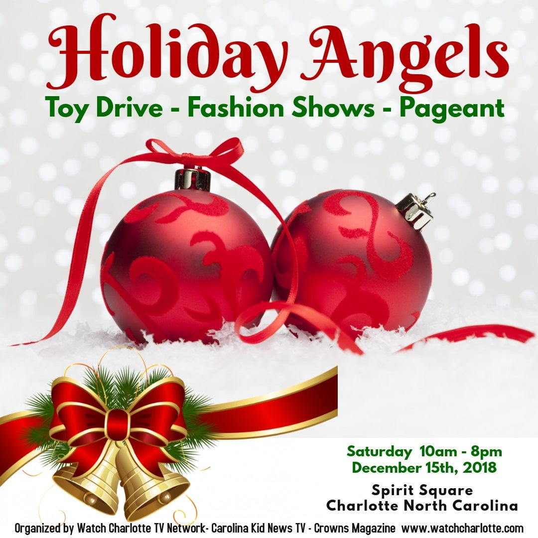 Holiday Angels Pageant