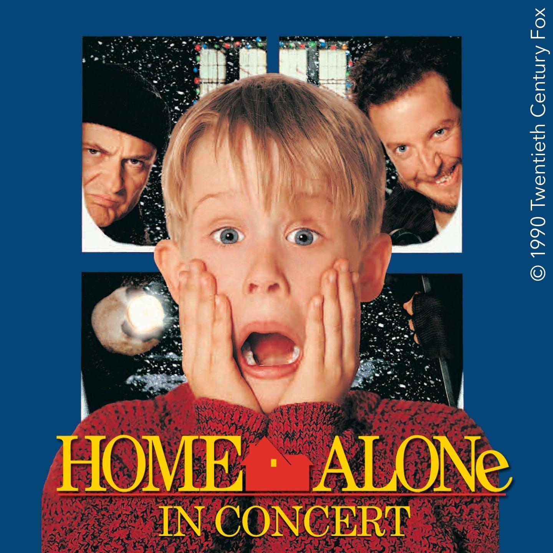 Charlotte Symphony: Home Alone