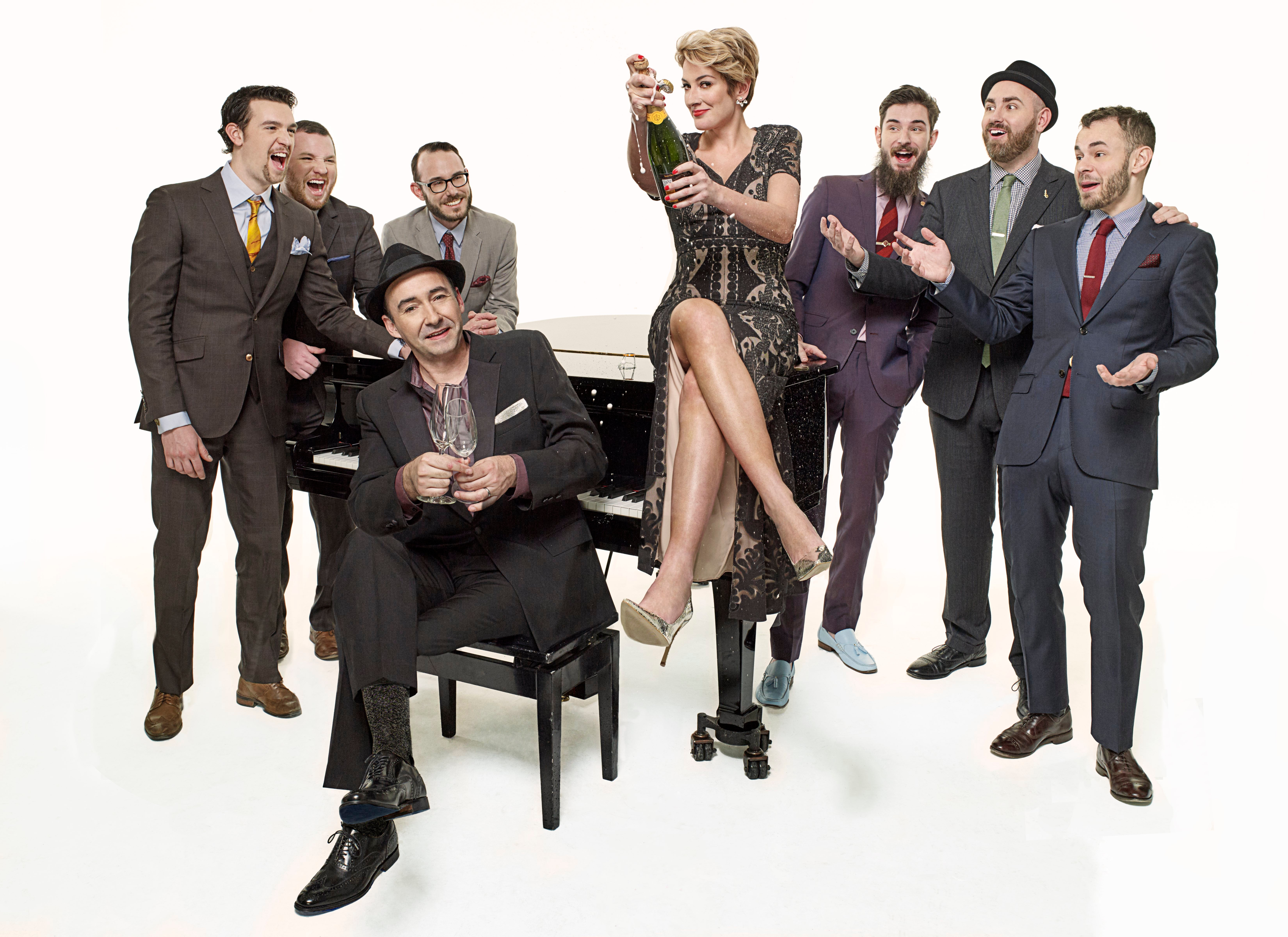 More Info for The Hot Sardines: Holiday Stomp