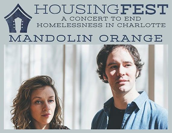 More Info for HousingFest 2019 featuring Mandolin Orange
