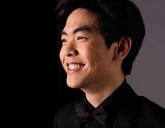 More Info for Daniel Hsu: Van Cliburn Piano Competition Award Winner