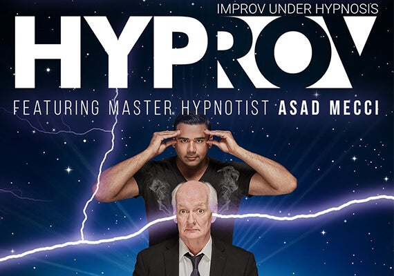 More Info for Colin Mochrie's HYPROV