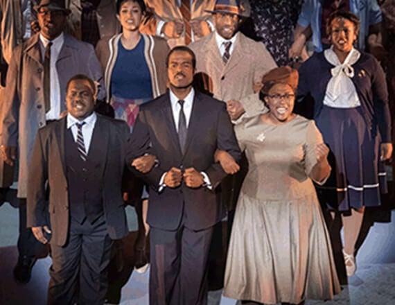 More Info for Opera Carolina's I Dream