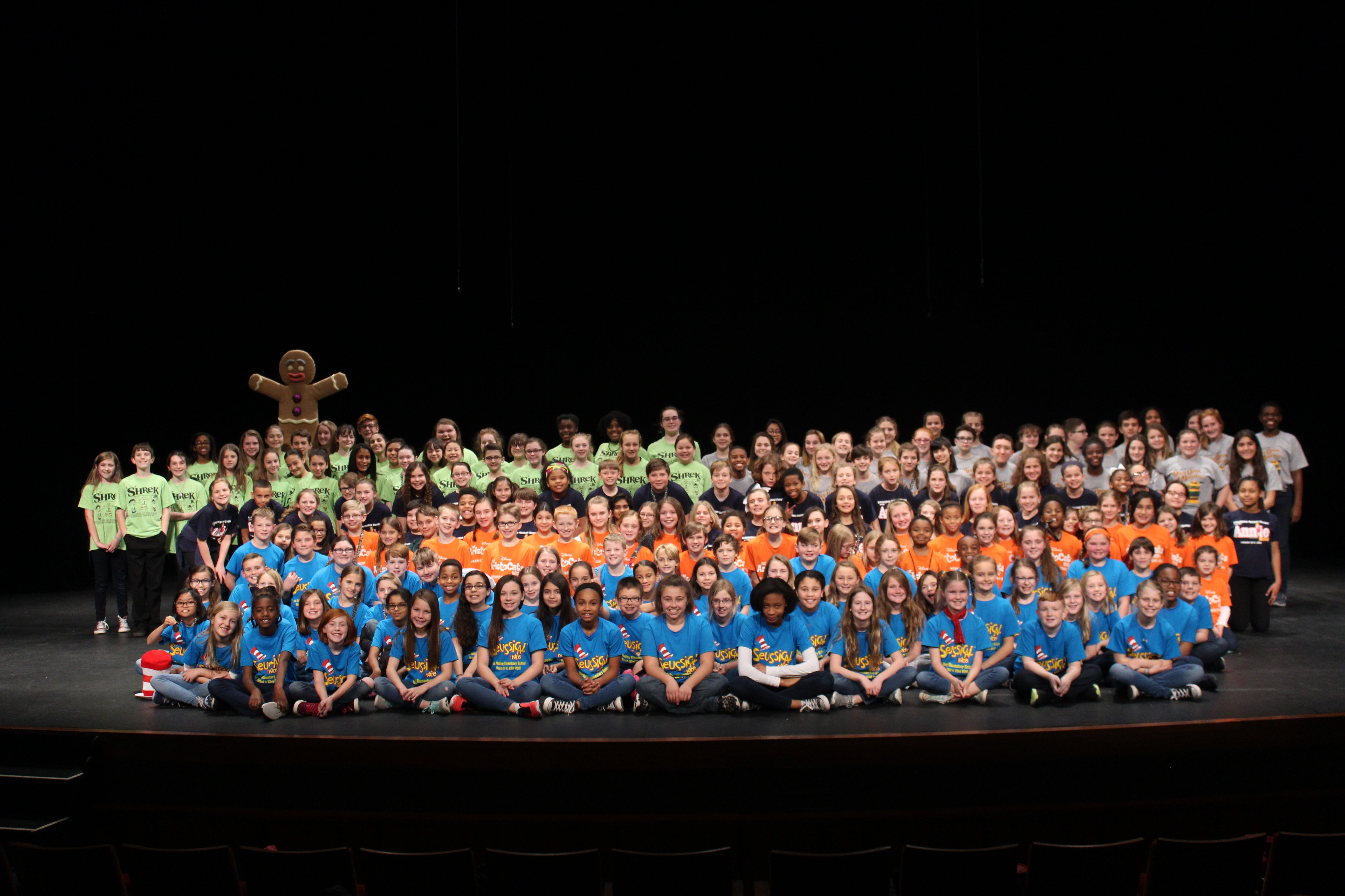 More Info for GREAT EXPECTATIONS:  Porch Productions Inc. Helps 3 Unique Schools Get To  Junior Theater Celebration Charlotte