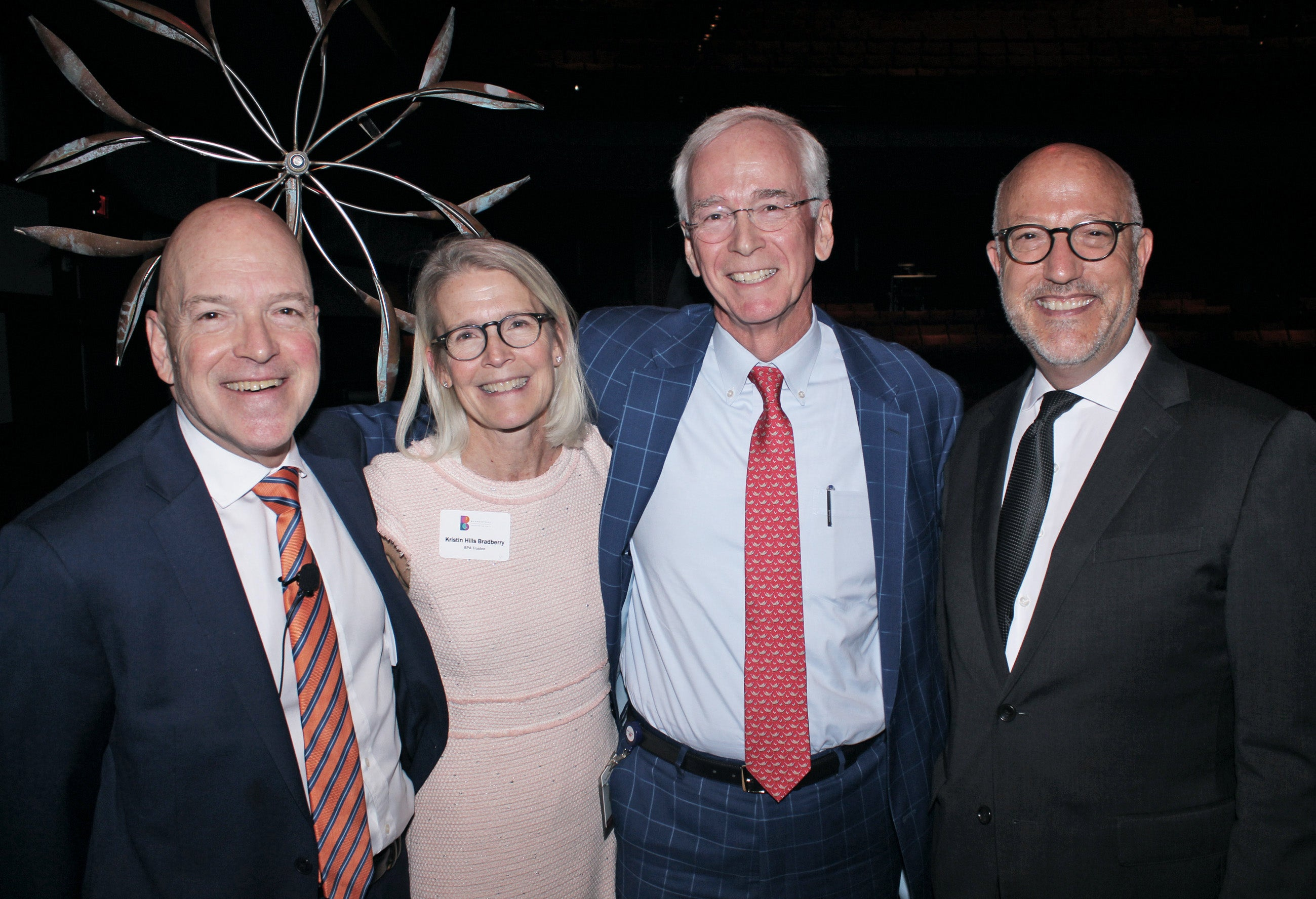 More Info for Bank of America Receives Blumenthal's Fourth Annual Business Leaders for the Arts Award