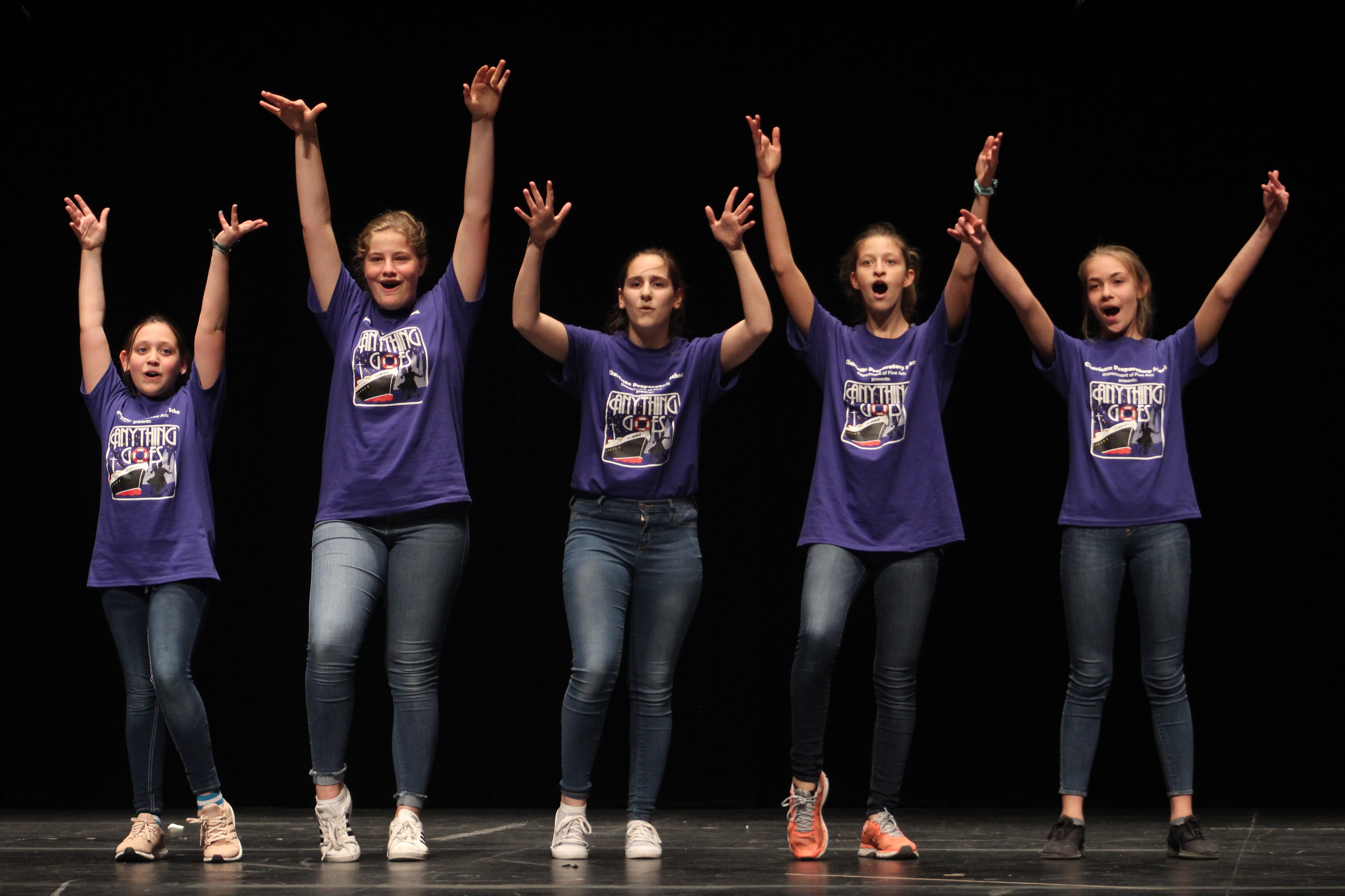 More Info for #TBT: The Voices and Faces of Junior Theater Celebration Charlotte