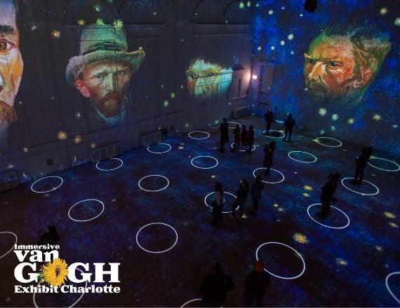 More Info for 'Immersive Van Gogh' Charlotte to Debut Artist-in-Residence Program