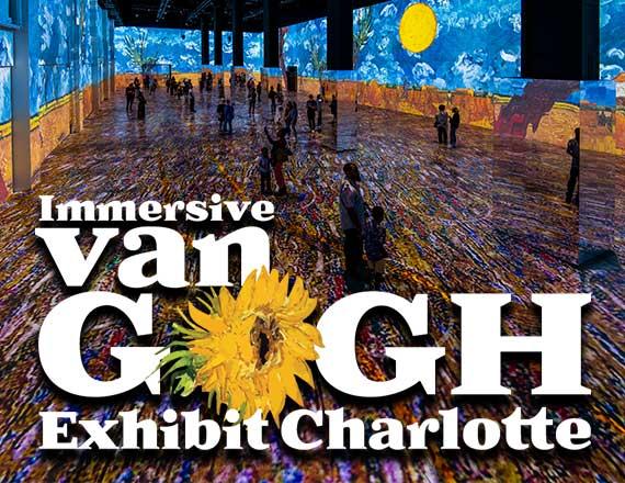 More Info for Immersive Van Gogh