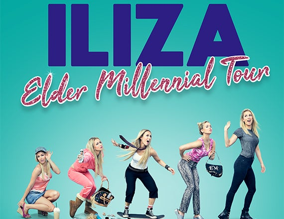 More Info for Iliza: Elder Millennial Tour