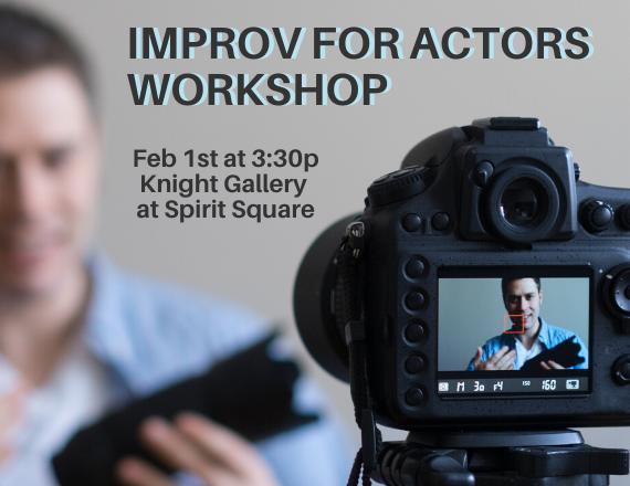 More Info for Improv For Actors Workshop