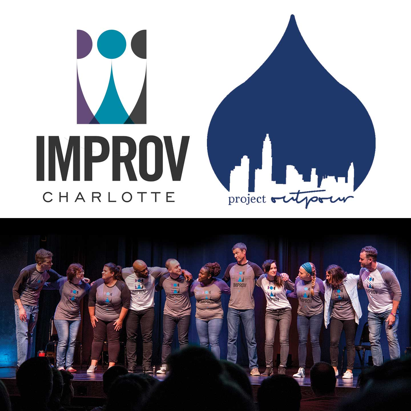 A Night of Improv Comedy Benefitting Project Outpour