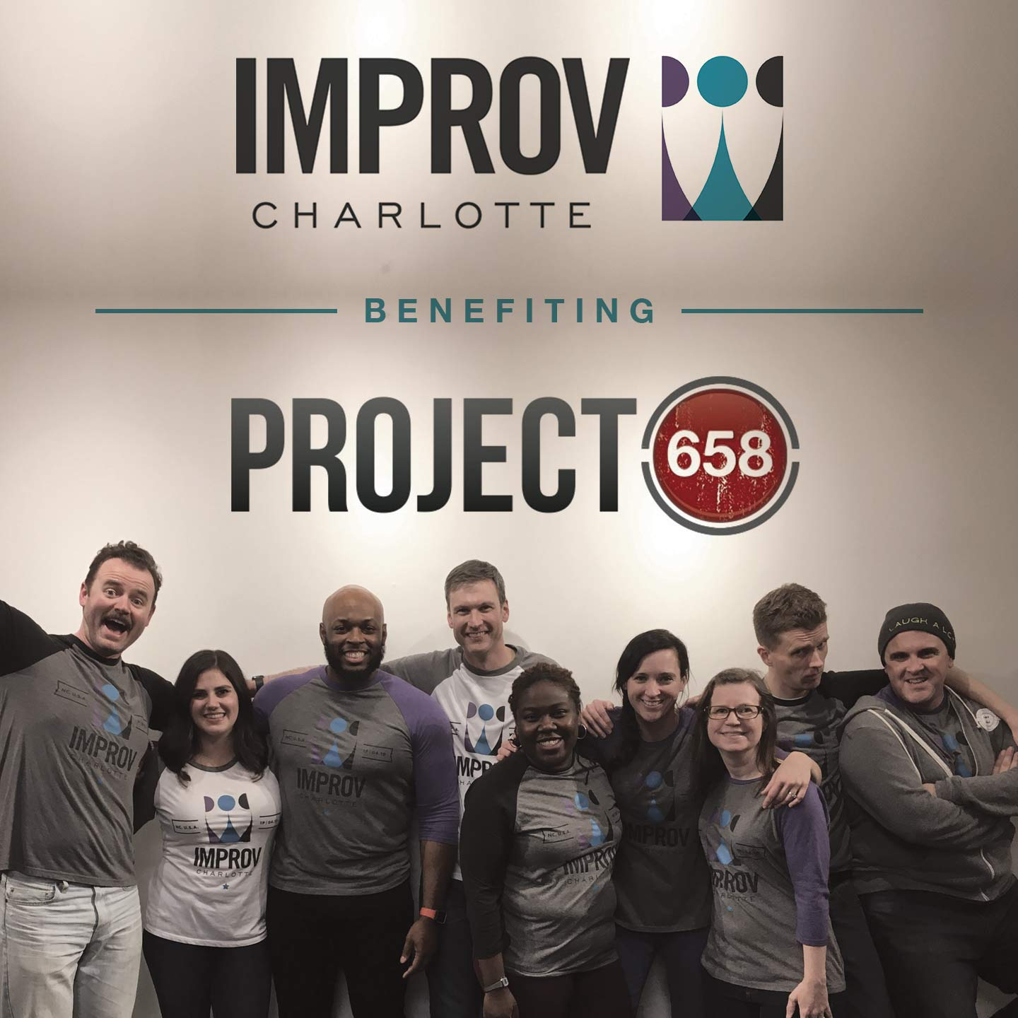 A Night of Improv Comedy to Benefit Project 658