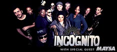More Info for An Evening with Incognito