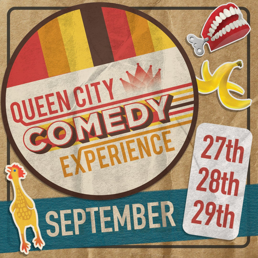 More Info for QUEEN CITY COMEDY EXPERIENCE  TAKES OVER UPTOWN THIS FALL! Enjoy an entire weekend of laughs for under $50!
