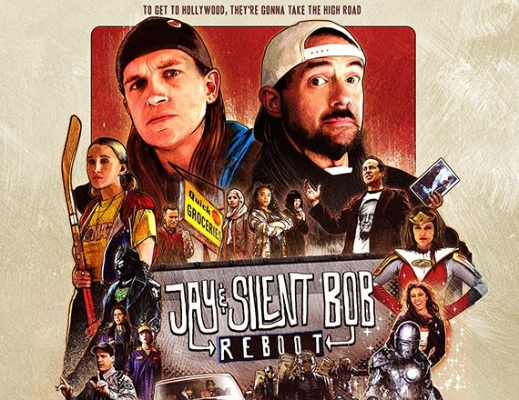 More Info for Jay and Silent Bob Reboot Roadshow with Kevin Smith