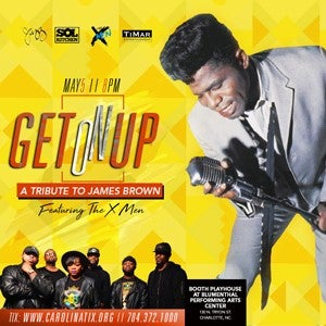 Get on Up! A Musical Tribute to James Brown