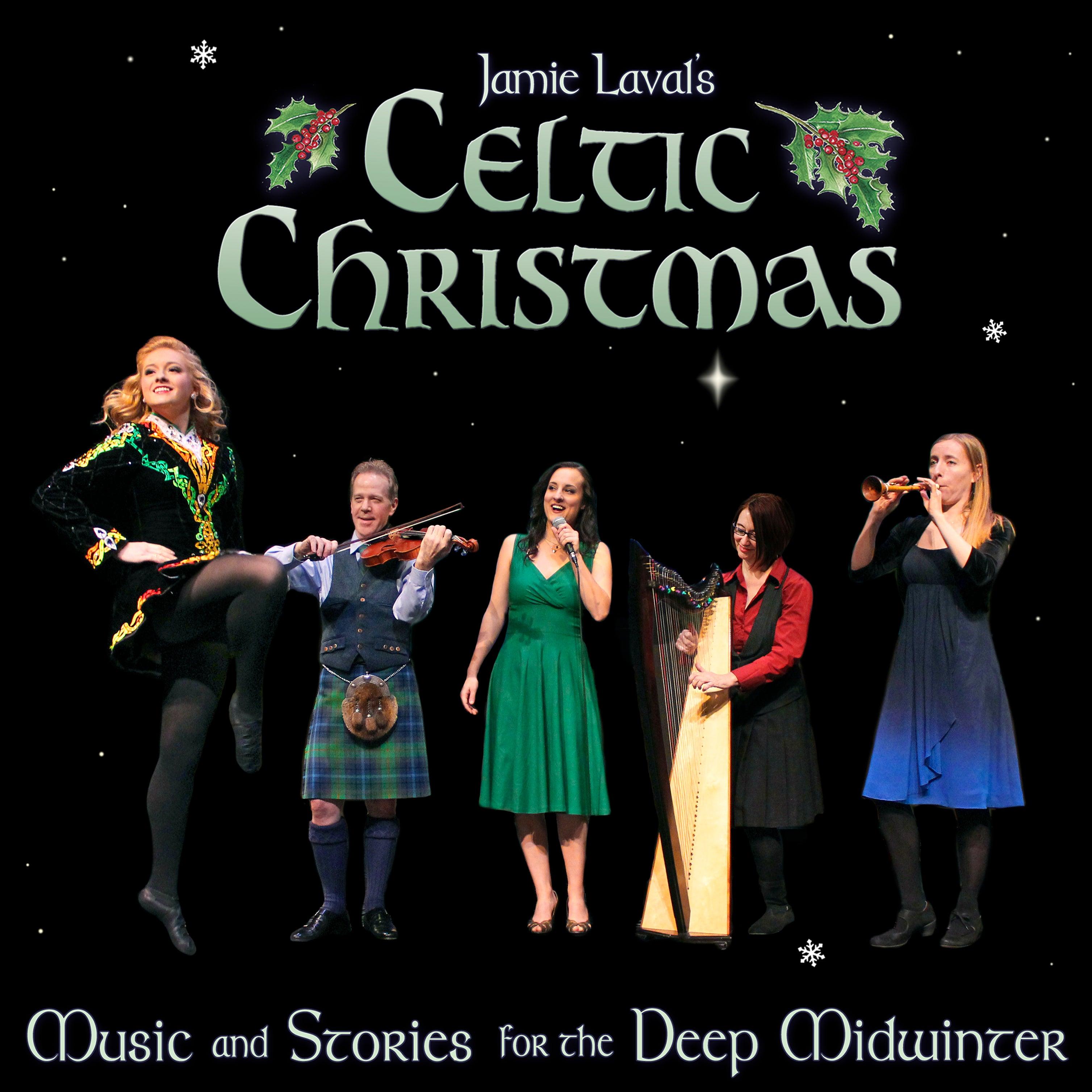 Jamie Laval's Celtic Christmas