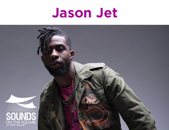 More Info for Sounds on the Square featuring Jason Jet