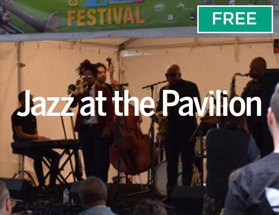 More Info for Jazz at the Pavilion