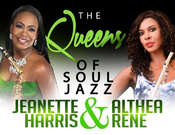 More Info for The Queens of Soul Jazz